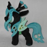 filly Queen Chrysalis by calusariAC