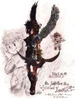 .:-Kid Icarus - The Solider They Called Icarus-:. by PrideAlchemist7
