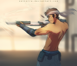 Lance: The Shooter by SolKorra