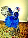 FWA photo(88 of 93) Macarena Macaw furry by HomeOfBluAndshadows
