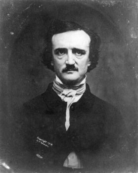 Edgar Allen Poe by DrCropes