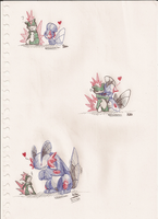 swampert and quilava