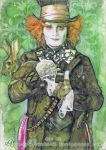 Mad Hatter by AuroraWienhold