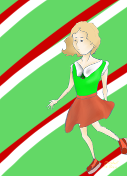Christmas Lustrie wooo by MarshallThePizza