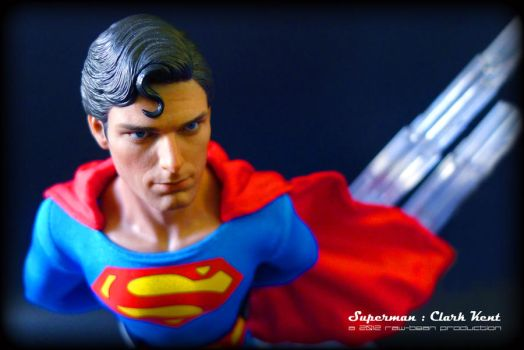 Hot Toys - Superman 3 by jaysquall