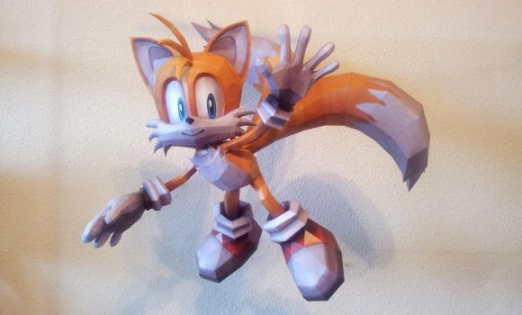 Tails the Fox - a by Destro2k