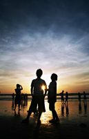 Silhouette by marcoTJ