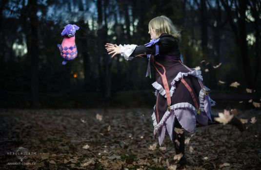 Tales of Xillia cosplay by Nebulaluben