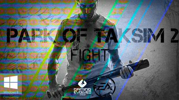 Park of Taksim 2 : Fight by ReD8Graphics