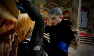 Fifty Shades Of Vergil view 2 by shadowaya4ever