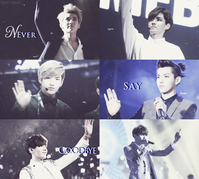 I MISS YOU, YIFAN!!! by Rabbit0502