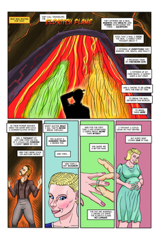The Ripper Effect: Issue No. 2, Page 16 by EvilFishmonger
