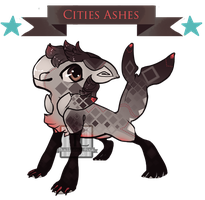 Cities Ashes by Thalliumfire