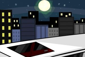 Downtown Limo Ride-Usable BG by TheRScrooge
