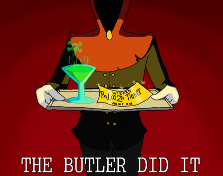 WPOCT Audition 'The Butler did it' by ValeTheHowl
