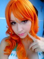 Nami swan by CitrusHeartCosplay