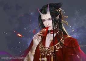 Happy Chinese New Year by feimo