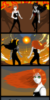 The End Will Be Iridescent by SavannaEGoth