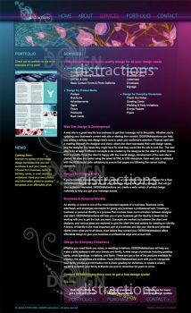 Website Services Page by 3ducksinatub