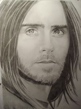 Jared Leto by loG14