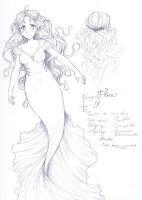 Flora - RP character by thebumblebee01