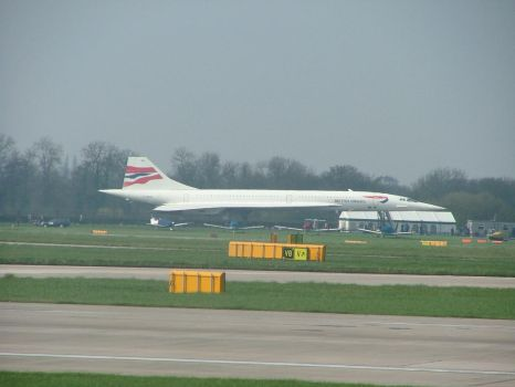Stock 1 - Concorde G-BOAC by aviation-stock