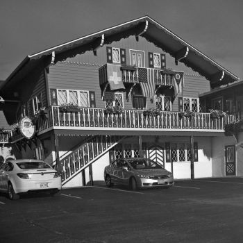 Chalet in the Valley by rdungan1918