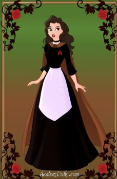 Hester Prynne by ajhistoric2