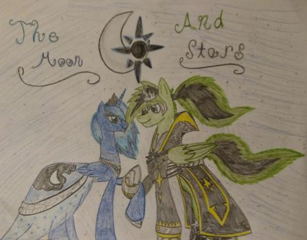 Love Story: The Moon and Stars Cover by Casirethedragon11