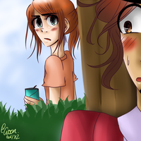 Stalker time again, Jacques. Huh. by TheGweny