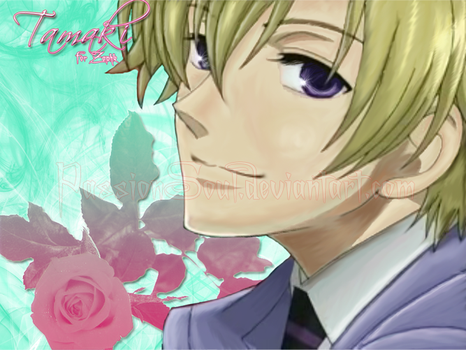 Tamaki - For Zaphk by PassionSoul