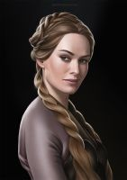 Cersei Lannister by AgentK19