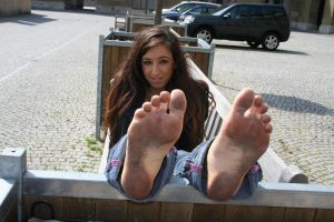 Dirty barefoot jeans 8 by pn99