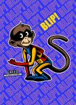 Blip from Space Ghost! by CreedStonegate
