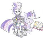 Study Time (Color) by PiplupSTARSCommander