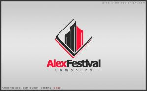 AlexFestival Logo by Pixel-ified