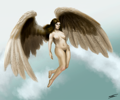 Angel by ForrestImel