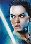 The Force Awakens by DavidDeb