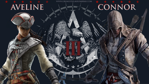 Assassin's Creed III - Liberation with Aveline by josetemg