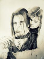 Louis and Claudia by dr4wing-pencil