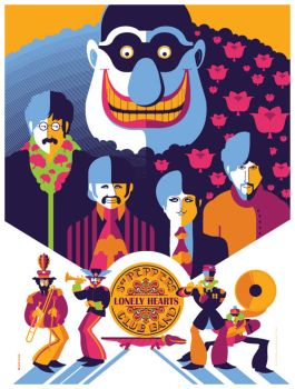 beatles: yellow submarine: meanie by strongstuff