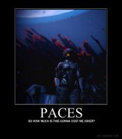 The Normandy's Paces by Feena-c