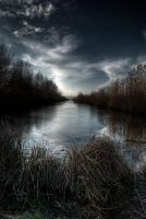 lake neusiedl by chaosprof