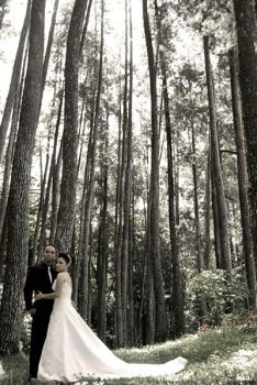 my bestie's prewed pic 2 by mysillythoughtsandme