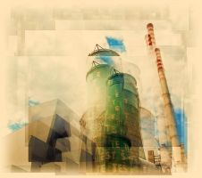 Power Plant by brut