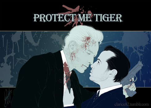Mormor- Protect me Tiger by RedPassion