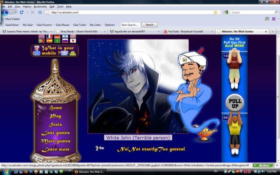 akinator by Mad-March