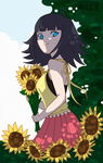 Sunflowers - Himawari by JovySanchez02
