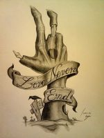 Love never end by Eason41