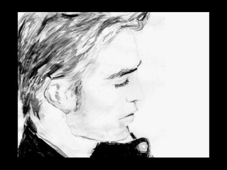 Robert Pattinson by iamfromsalinas